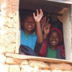 ילדים מקומיים בטיול למדגסקר