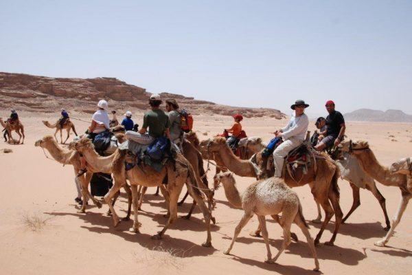 טיול משפחות לירדן
