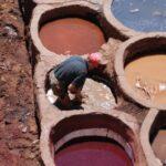 אזרחים עובדים בטיול מאורגן למרוקו