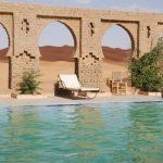 חוף בטיול למרוקו
