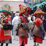 אזרחים בטיול מאורגן במרוקו