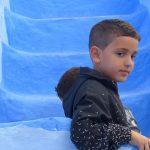ילד בטיול מאורגן במרוקו