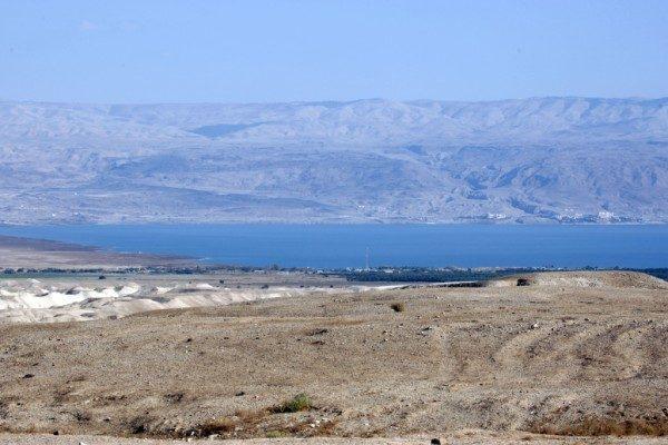 הבקע הסורי אפריקאי ודגים בים המלח מאת: חן כץ מדריך טיולים