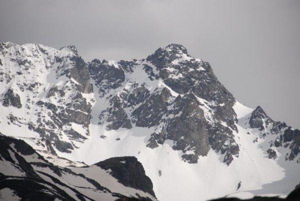 טיול בהרי הקצ'קר