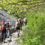 מסלול טיול משפחות ביוון