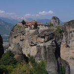 מנזר מטאורה - טיול משפחות ביוון