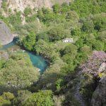 עמק הררי וירוק בטיול משפחות ביוון