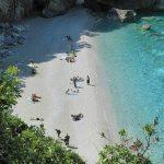 טיול משפחות ביוון - חוף האי פיליון