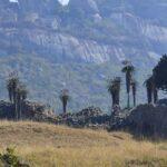 נוף הררי בזימבבואה בטיול נהיגה עצמית