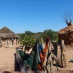 בקתת עץ בטיול לזימבבואה