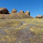 זימבבואה טיול מרהיב עם נוף מדברי