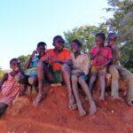 ילדים מקומיים בזימבבואה - טיול מאורגן